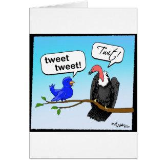 Twit Card
