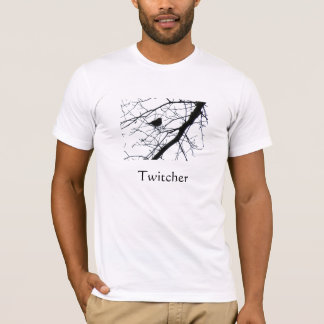 Twitcher Bird Watcher T-Shirt