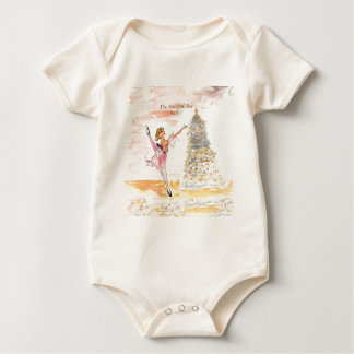Twitt Clara and the Nutcracker 2016 Baby Bodysuit