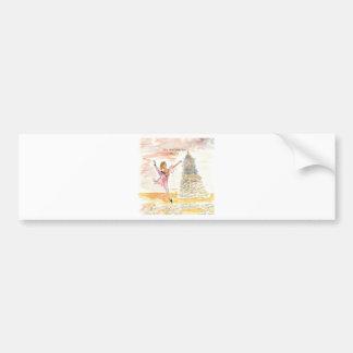 Twitt Clara and the Nutcracker 2016 Bumper Sticker