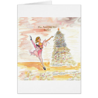 Twitt Clara and the Nutcracker 2016 Card