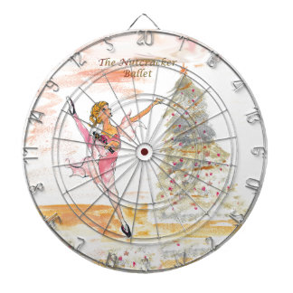 Twitt Clara and the Nutcracker 2016 Dartboard
