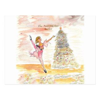 Twitt Clara and the Nutcracker 2016 Postcard