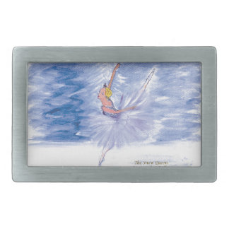 Twitt Snow Queen-Nutcracker Ballet by Marie L Belt Buckles