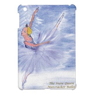 Twitt Snow Queen-Nutcracker Ballet by Marie L iPad Mini Cases