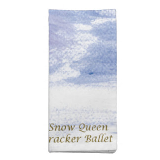 Twitt Snow Queen-Nutcracker Ballet by Marie L Napkin