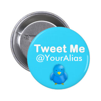 Twitter Button: Tweet Me @YourAlias