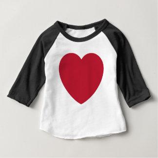 Twitter Coils Heart Emoji Baby T-Shirt