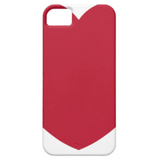 Twitter Coils Heart Emoji iPhone 5 Case