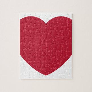 Twitter Coils Heart Emoji Jigsaw Puzzle