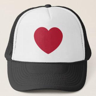 Twitter Coils Heart Emoji Trucker Hat