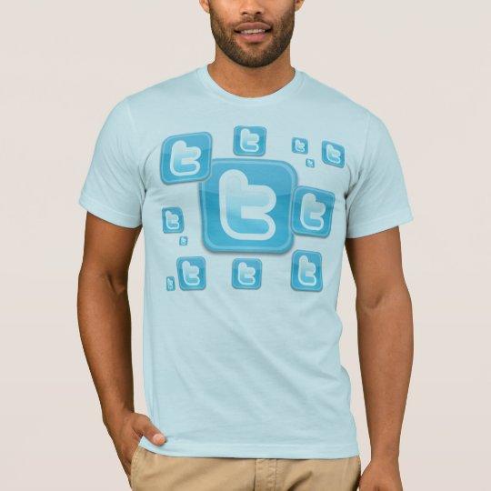 Twitter crazy T-Shirt