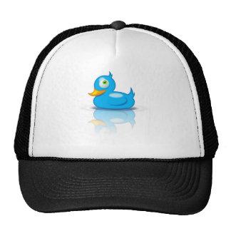 Twitter Duck Trucker Hat