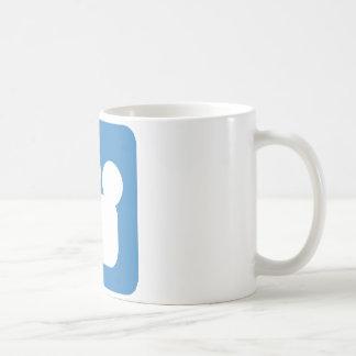 Twitter Emoji - camera symbol film Coffee Mug