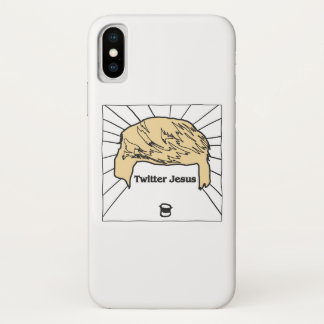 Twitter Jesus Case-Mate iPhone Case