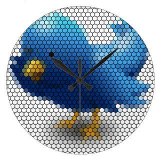 Twitter Little Bird Clocks