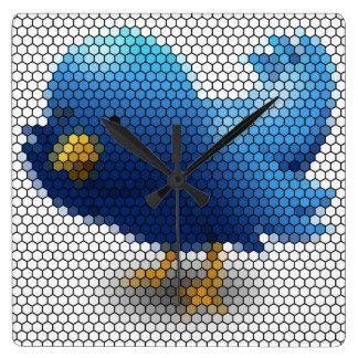 Twitter Little Bird Wall Clocks