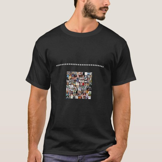 Twitter Mosaic T-Shirt - Customized - Customized