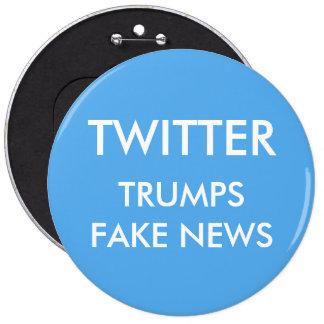 Twitter Trumps Fake News Button