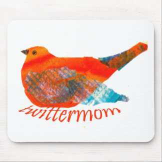 TwitterMom Mouse Pad