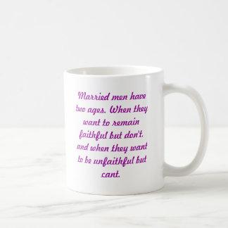 Two Ages Basic White Mug