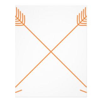 Two Arrows Letterhead