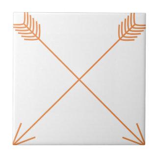 Two Arrows Tile