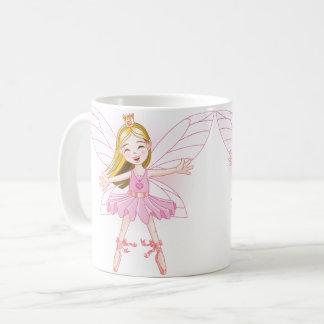 Two Ballerina Fairies Mug