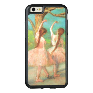 Two Ballerinas by Edgar Degas OtterBox iPhone 6/6s Plus Case