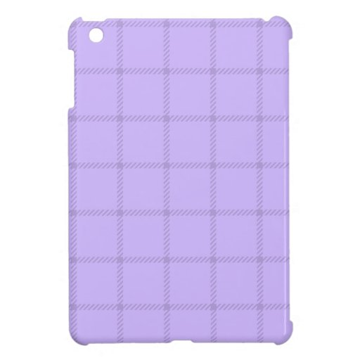 Two Bands Small Square - Violet1 Cover For The iPad Mini