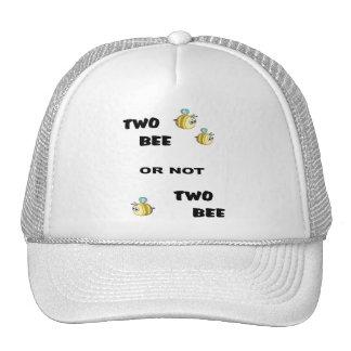 Two Bee Trucker Hat