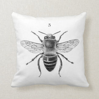 Two Bees Pillow