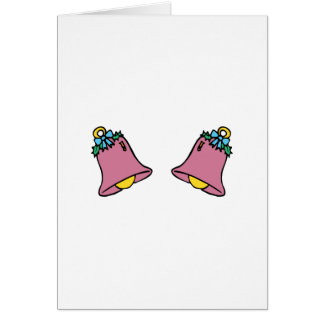 Two Bells Greeting Cards