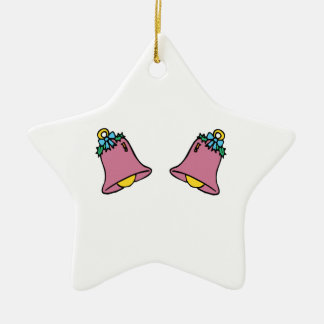 Two Bells Christmas Tree Ornaments