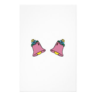 Two Bells Personalized Stationery