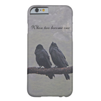 Two birds barely there iPhone 6 case