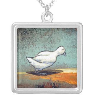 Two Birds - unique emotional bird relationship art Jewelry