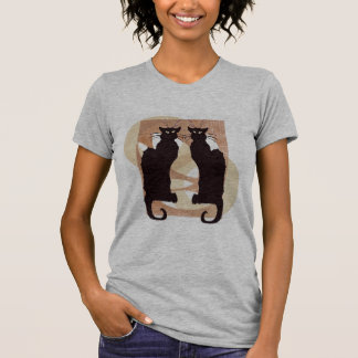 Two Black Cats T-Shirt