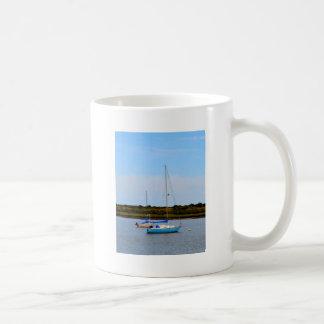Two Boats Coffee Mug