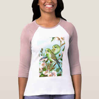 Two budgerigars T-Shirt