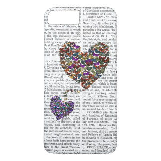 Two Butterfly Hearts iPhone 7 Plus Case