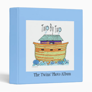 Two By Two Album Binder