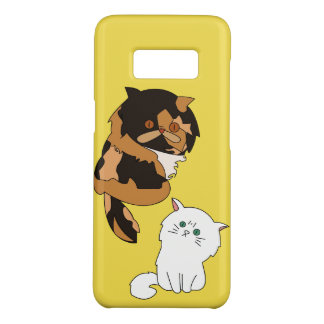 Two Cats Case-Mate Samsung Galaxy S8 Case