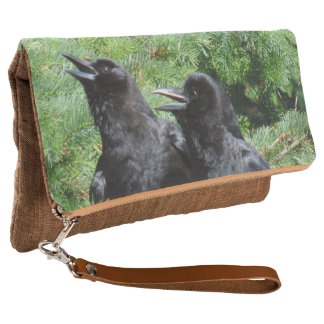 Two Crows Clutch