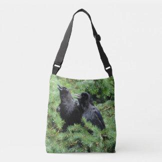 Two Crows Crossbody Bag