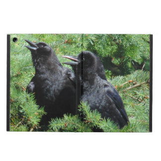 Two Crows iPad Air Case
