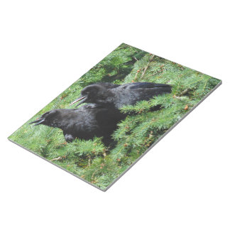 Two Crows Notepad