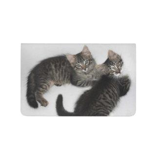 Two Cute Kittens Pocket Journal