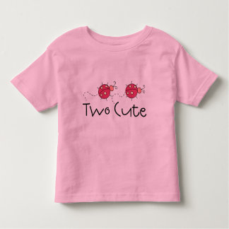 Two Cute Toddler T-shirt