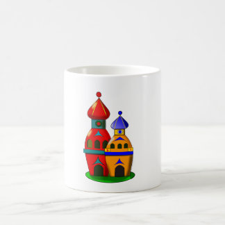 Two cute towers Mug
